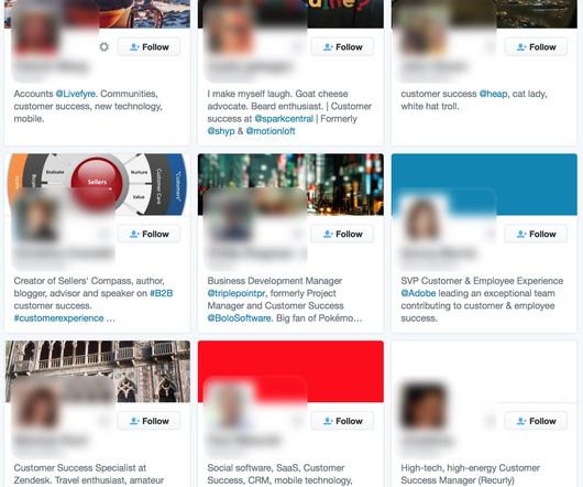 Twitter - Recruiting Brief