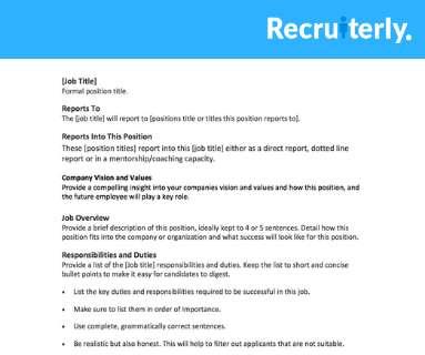 Engineering - Recruiting Brief