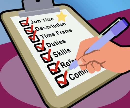 Job Descriptions - Recruiting Brief
